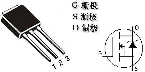 MOS管,电阻,MOS管G极