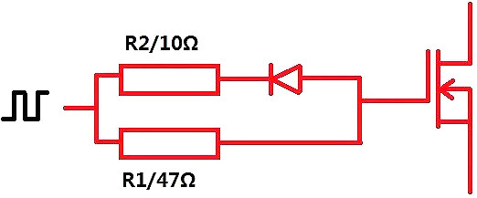 开关电源,MOS管,开关损耗推导过程