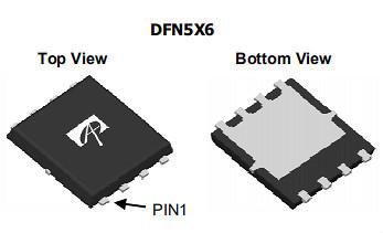 AON6512,AON6512规格书,30V/150A