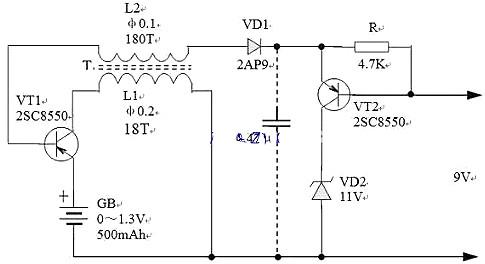 四款简单的12v升220v升压电路图及直流升压电路图讲解