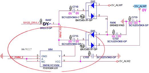 电容二极管升压电路及发光二极管升压电路详解-KIA MOS管