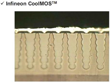 什么是cool mosfet-cool mosfet与其他MOS的区别及优势等详解-KIA MOS管
