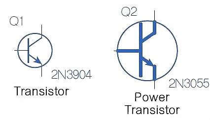 原理图符号