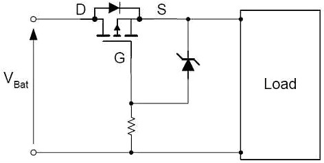 mos管的作用在电池保护板