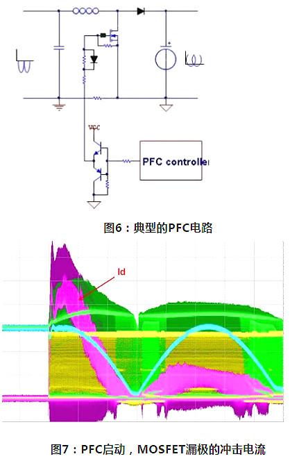 MOS管,PFC电路