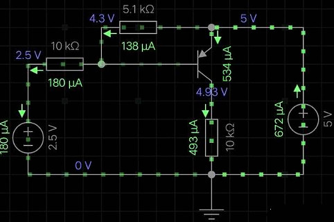 NPN型三极管,电子开关,三极管
