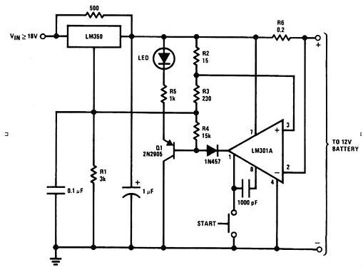 充电器,12v充电器原理图