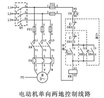 电工电路图