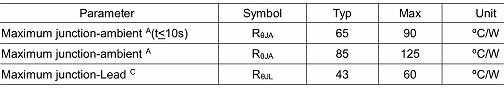 MOS管,-4.1A/-30V,KIA3407