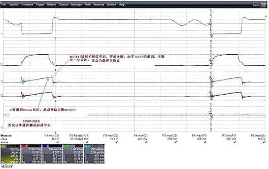 mos管失效模式分析