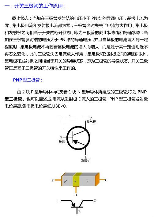 pnp和npn的区别图解