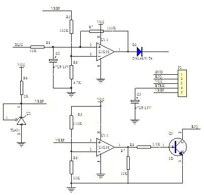 逆变器原理电路,12V直流变成220V交流电