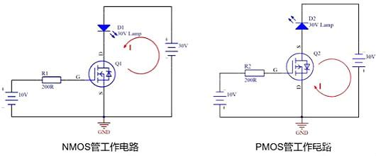 MOS管,场效应管,半导体