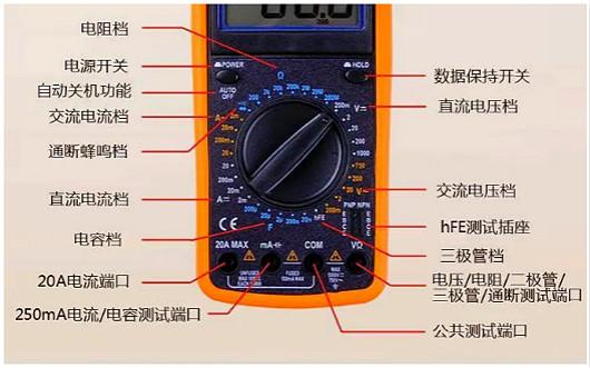 数字万用表,变压器,电缆