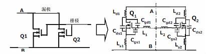 解析功率MOSFET并联产生寄生振荡的原因与解决方法-KIA MOS管