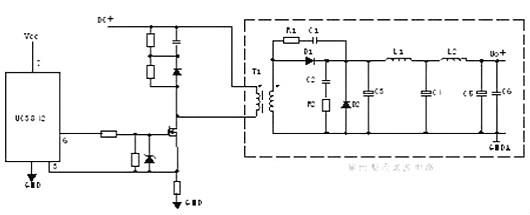 开关电源,电路分析