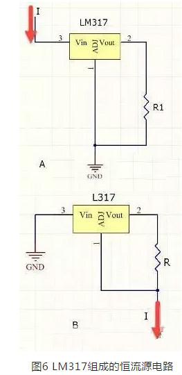恒流电源,电路