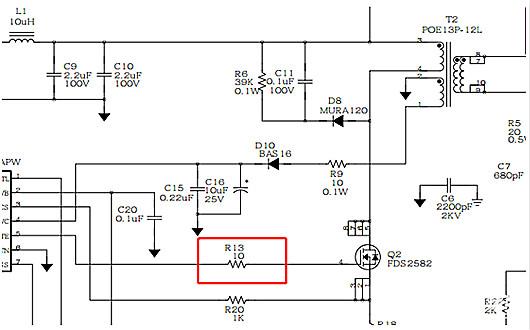 MOS管G极串联小电阻的作用及MOS管极的测试步骤-KIA MOS管