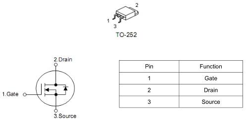 MOS管,100A/30V,3203