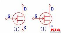 场效应管知识详解-细说场效应管类型及其他知识(图文)-KIA MOS管