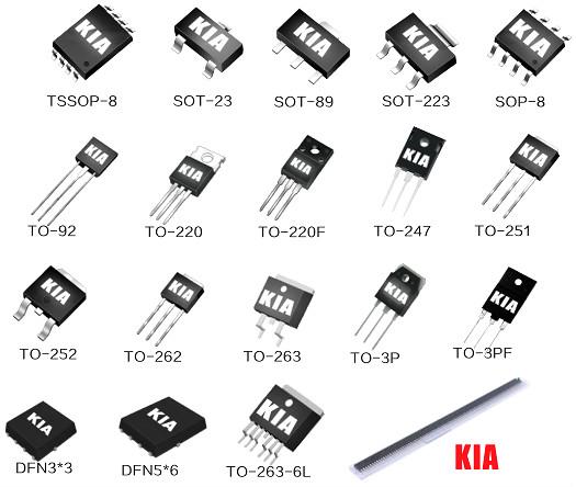 逆变器场效应管选型表-逆变器中场效应管发热的原因有哪些-KIA MOS管