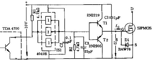 mos管推挽电路组成结构与特点 晶体管和CMOS驱动级推挽电路图-KIA MOS管