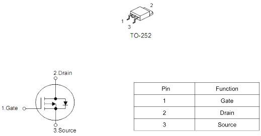 MOS管,7910,-28A -100V
