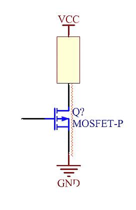 MOS管,高端驱动,低端驱动,PMOS