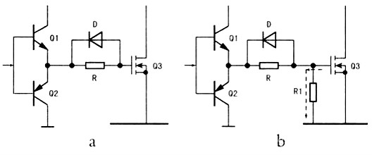 MOSFET栅源保护