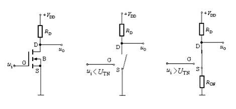 MOS应用电路