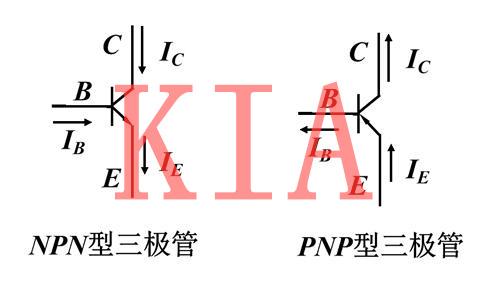 PNP型三极管基础知识详解-KIA MOS管