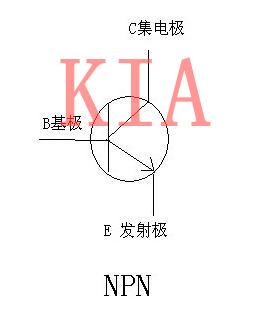 三极管图解|NPN型三极管知识-KIA MOS管