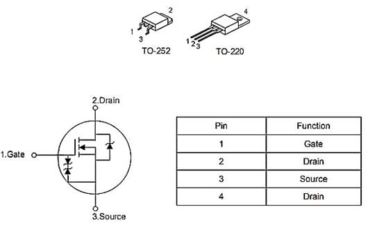 500V9A,KIA4750规格参数|免费送样现货供应-KIA MOS管