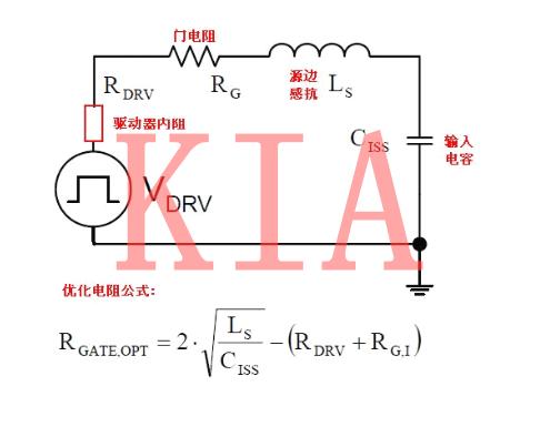 MOS管-源边感抗的影响及驱动(直连或耦合)的重要特性-KIA MOS管