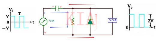 实用电路|二极管钳位电路图文分享-KIA MOS管