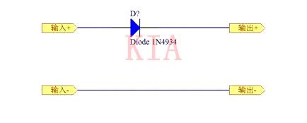 收藏|常用的防反接电路图文详解-KIA MOS管